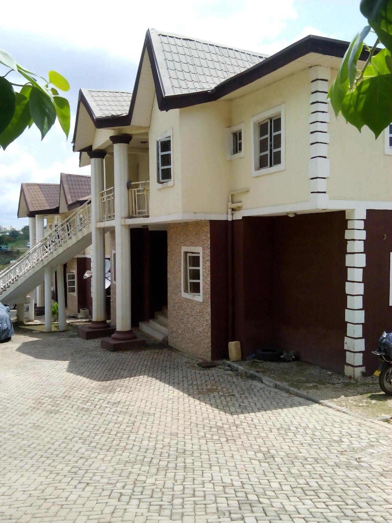 2 Bedroom Flat  at I.B.M. Haruna Street, Utako, Abuja