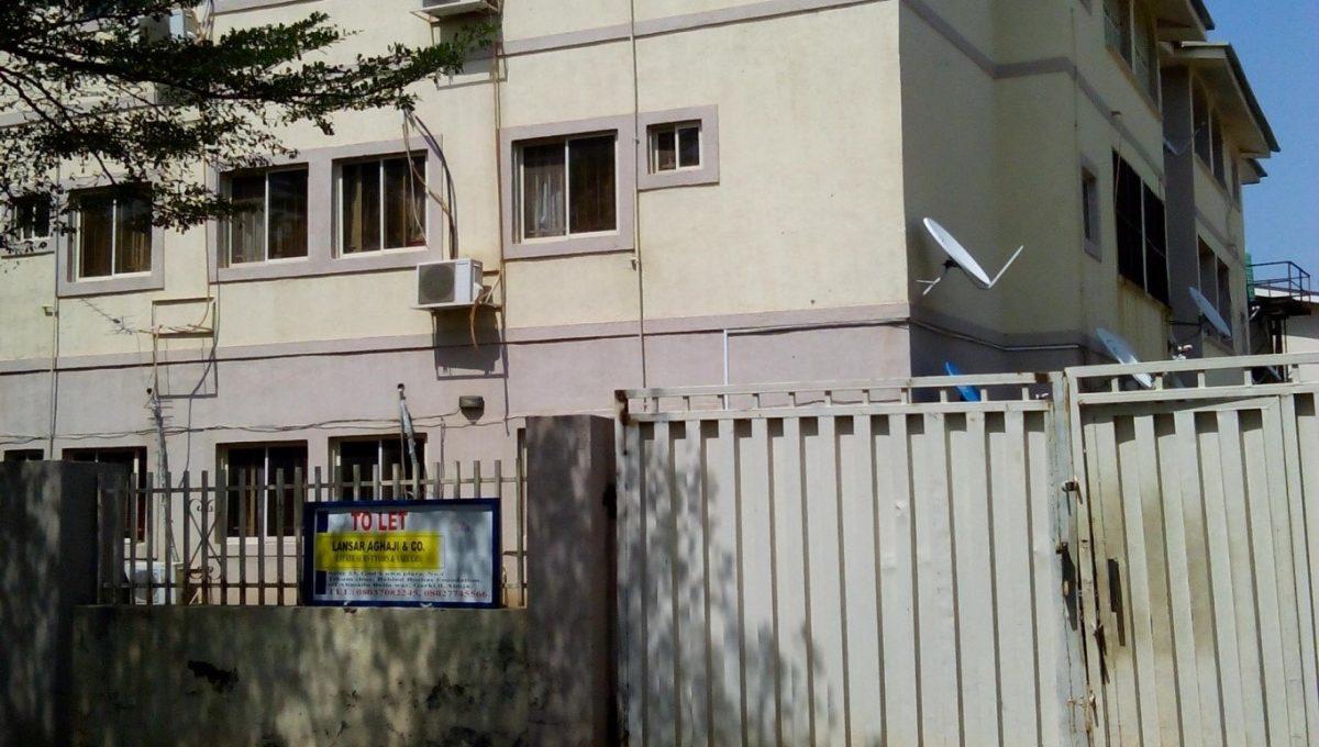 2 Bedroom Flat -No.58 Moses Majekodunmi Street, Utako Abuja