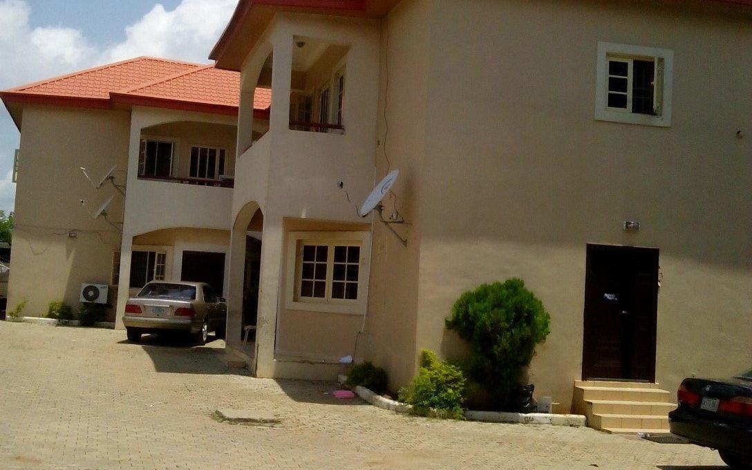 3 Bedroom Flat -PLOT 630, T.O.S. Benson Street, Abdullahi Ibrahim Street, Behind Caramelo, Utako