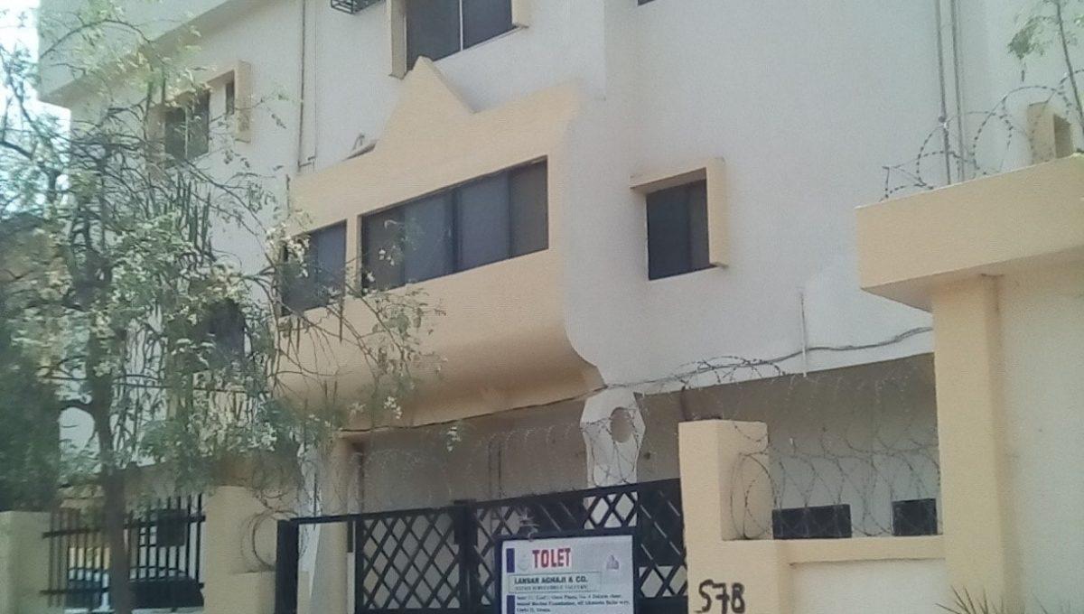 3 Bedroom Flat -Plot 578, Gidado Idris Street, Wuye