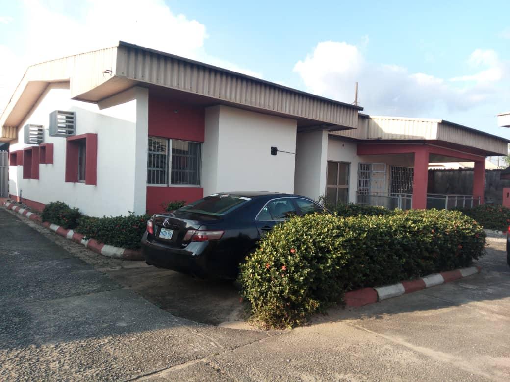 4 Bedroom Bungalow at 22 Mini Ezekwu Street, off  Okporo Road By Artillery, Port Harcourt